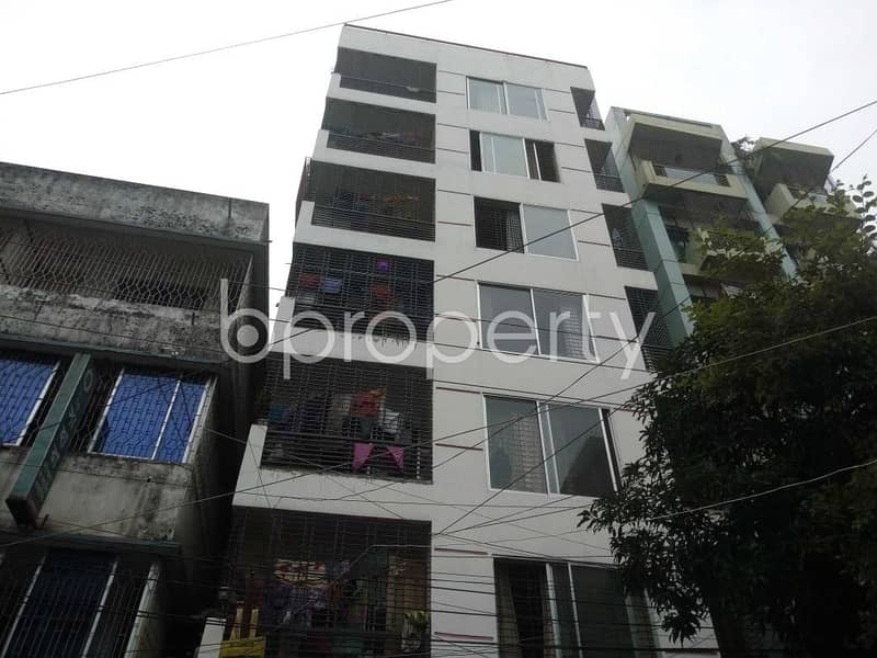 1570 Sq Ft Nice Flat In Tajmahal Road Is Now For Sale Nearby Medhakunja Model School And College