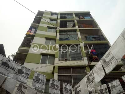 2 Bedroom Apartment for Sale in Maghbazar, Dhaka - Completely Suitable And Ready Flat For Sale In Modhubag Near Btcl Ideal School And College