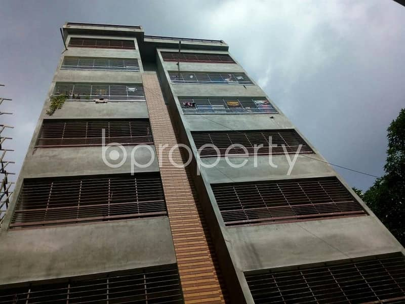 Apartment for sale includes 1800 SQ Ft at Khulshi, near South Khulshi Mosque