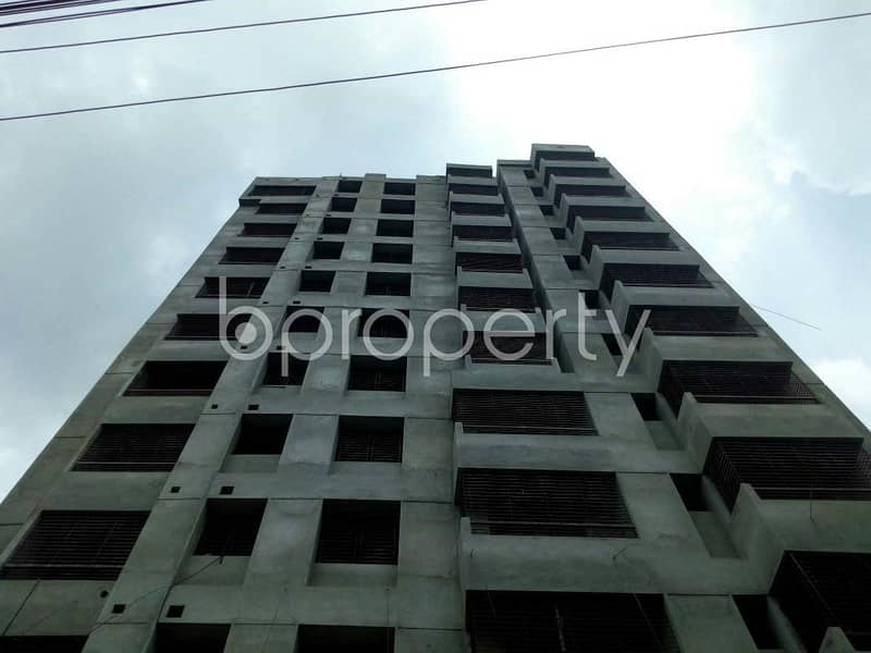 Properly Constructed 1316 Sq Ft Flat For Sale In Manoharpur, Near Comilla Victoria Government College