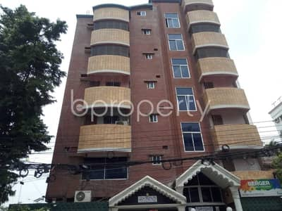 A 2600 SQ Ft office space is for rent which is located in Uttara, nearby Standard Chartered Bank   ATM Booth