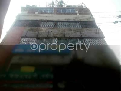 750 Sq. Ft. business space is up for rent in the location of DIT Road near to City Bank Limited ATM Hajipara