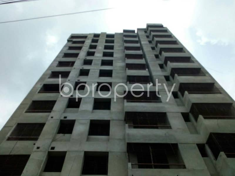 1239 SQ Ft apartment is ready for sale at Manoharpur, near Cumilla Victoria Government College Masjid