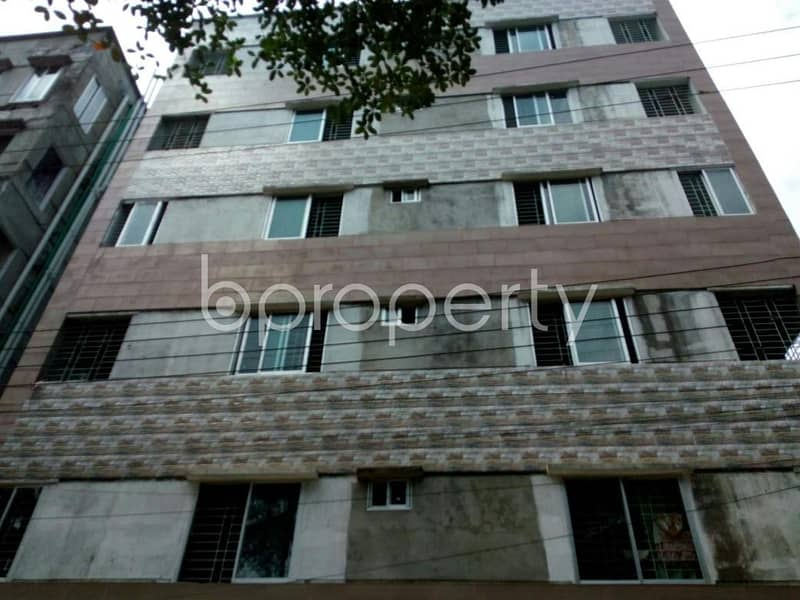 Flat For Sale In Bayazid Near Mosque