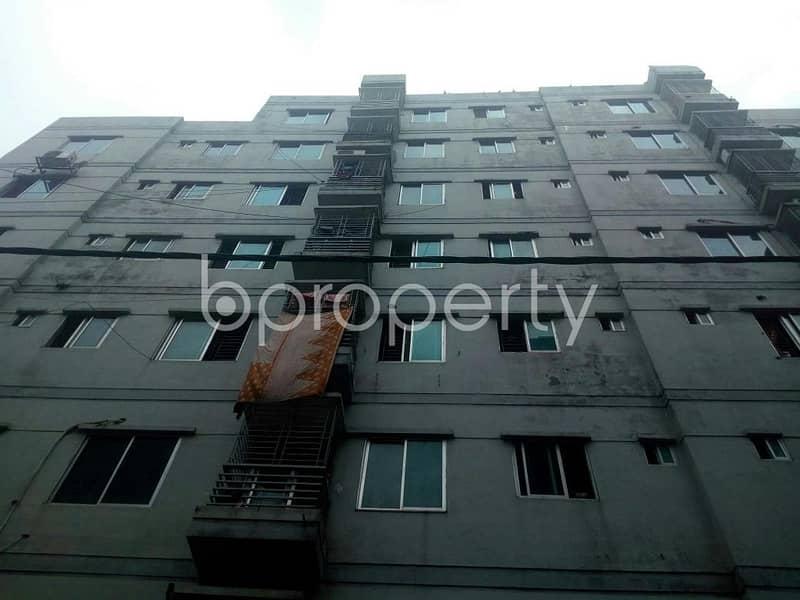 At Dakshin Khan flat for Sale close to Jame Masjid