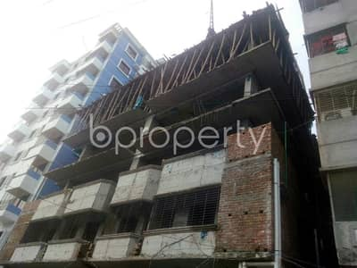 An Nice Apartment Is Waiting For Sale At Malibagh Nearby Ad-din Medical College Hospital