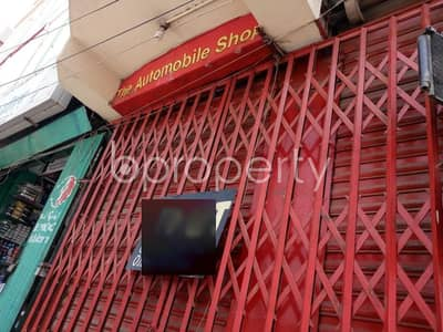 Shop for Rent in Kuril nearby Central Mosque