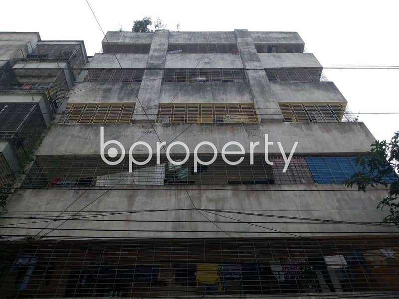 Get Comfortable In A 2 Bedroom Flat For Sale In Uttara Nearby Nrb Commercial Bank