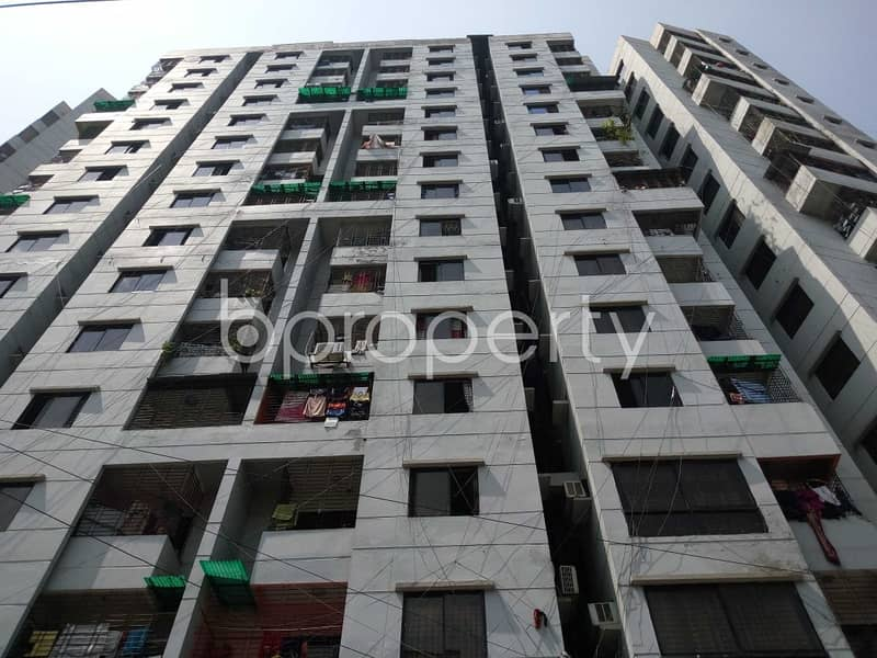 Check this apartment for sale at Mirpur nearby Hope International School.