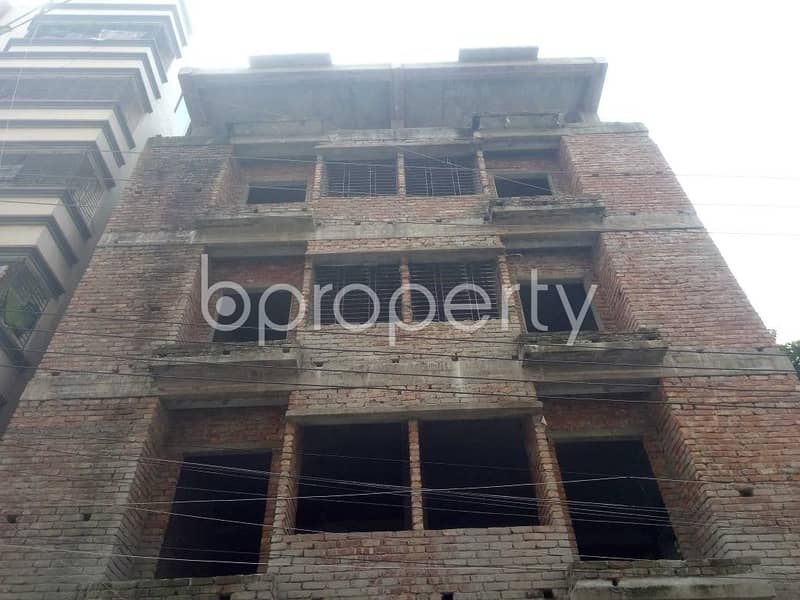 At Mirpur, Nice Flat Up For Sale Near Mirpur University College