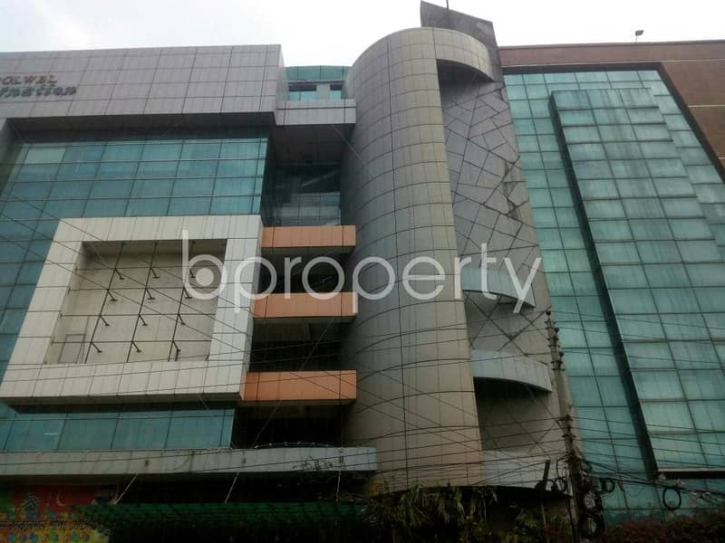 This 335 Sq. Ft. Shop Is Up For Sale In Uttara Near To Postal Quarter Jame Masjid