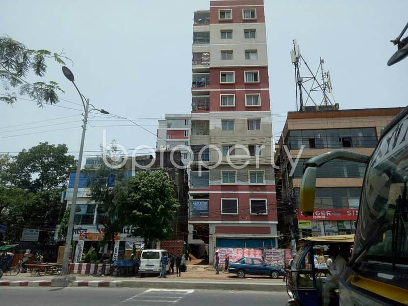 Apartment Is Ready For Sale In Halishahar Near To Brac Bank Limited