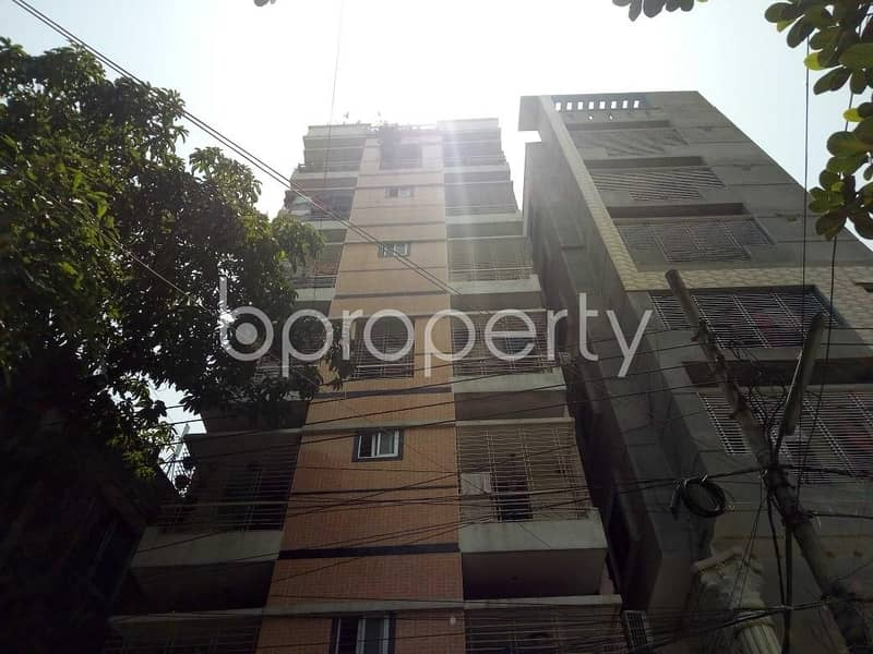 Check this apartment up for sale at Mohammadpur very near to Al-Markazul Islami Hospital
