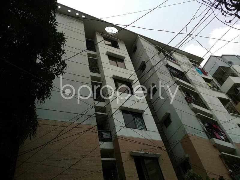 Flat For Sale In Dhanmondi Near Dhanmondi Jame Masjid