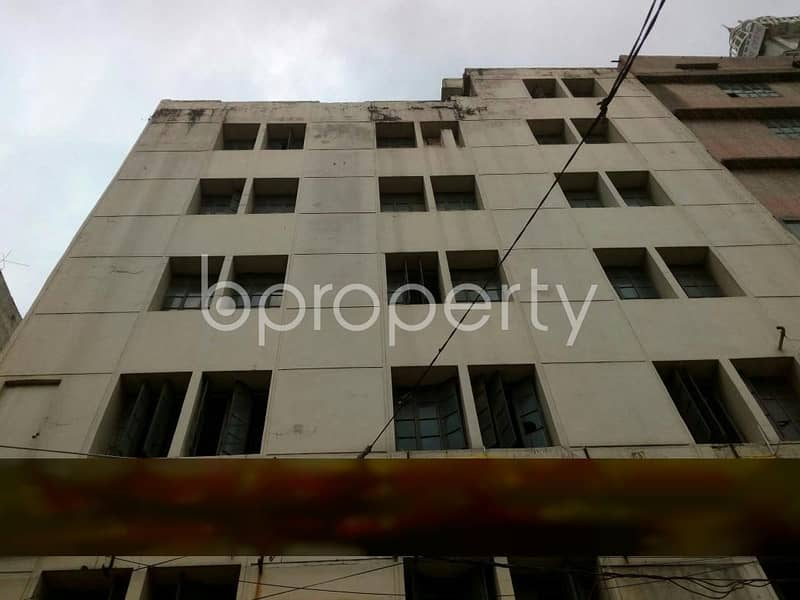 A office space is for rent which is located on Mirpur, nearby Mirpur Bangla Higher Secondary School