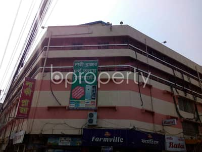 Shop for Sale in Double Mooring, Chattogram - Shop Is Ready For Sale At Agrabad Nearby South Point Hospital