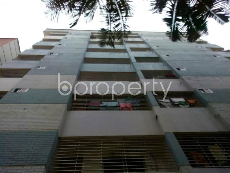 At Bagichagaon flat for sale close to Jame Masjid