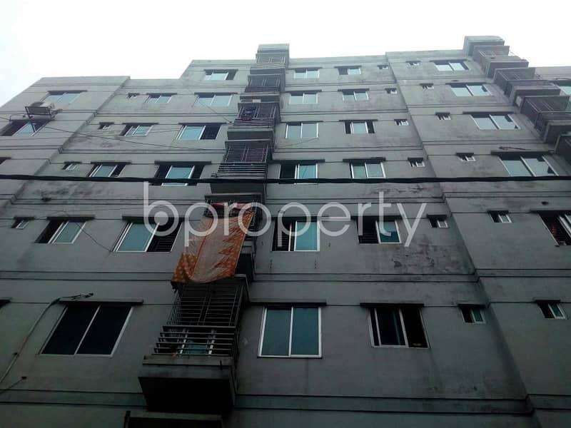 Comfortable And Nicely Planned Flat In Dakshin Khan For Sale Nearby Uttar Khan Collegiate School