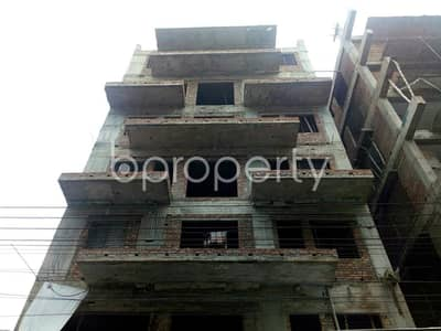 Get Comfortable In A Flat For Sale In Bashundhara Nearby Viquarunnisa Noon School And College