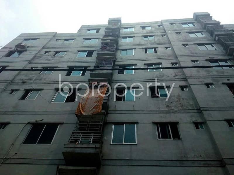 Apartment Ready For Sale At Dakshin Khan, Near Al-arafah Islami Bank Limited.