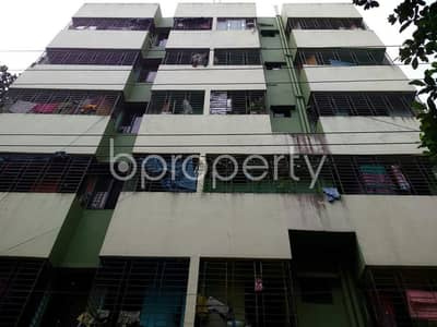 2 Bedroom Flat for Sale in Bayazid, Chattogram - At Momin Bagh R/a, Nice Flat Up For Sale Near Amin Textile Jame Masjid