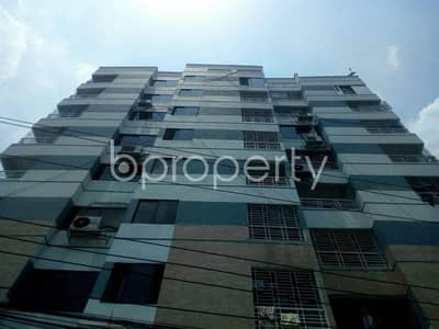 Apartment is waiting for sale at South Badda nearby Bank Asia Limited