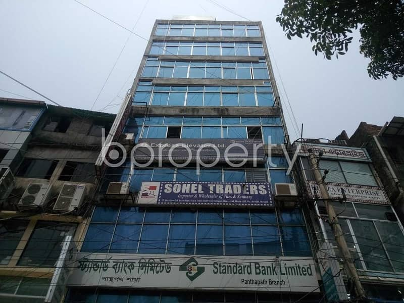 Shop is up for rent in Hatirpool near to Padma General Hospital Ltd.