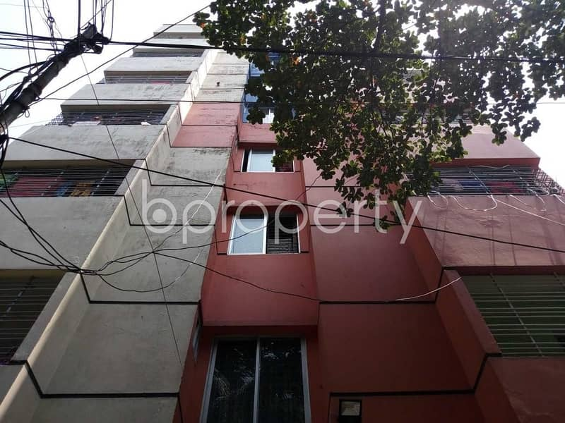 We Have A 890 Sq Ft Ready Flat For Sale In East Goran Nearby Goran Adarsha High School