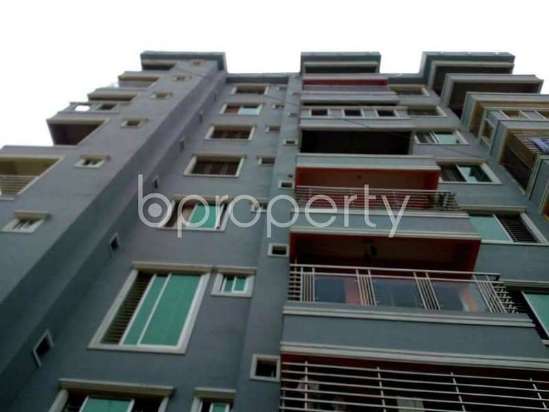 Apartment For Sale In Shantibagh Near Shantibag Jame Mosjid