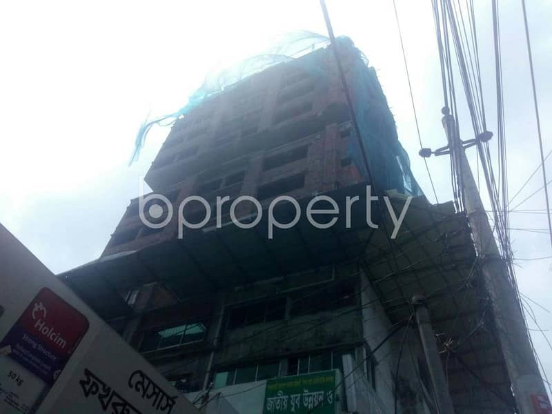 Office for Sale in Malibagh close to Malibagh Jame Masjid