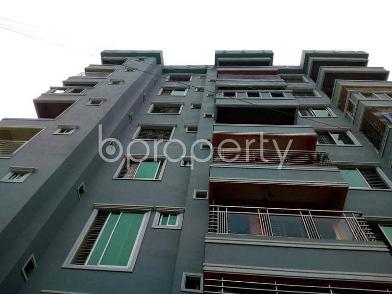 Flat For Sale In Shantibagh Near Mosque