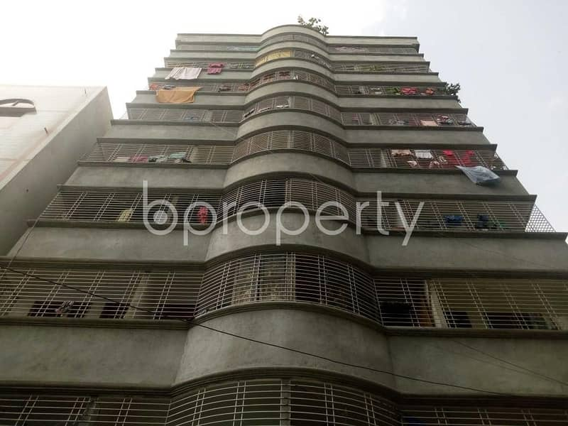 Offering You A Flat For Sale In Mohammadpur Near Dutch-bangla Bank Limited