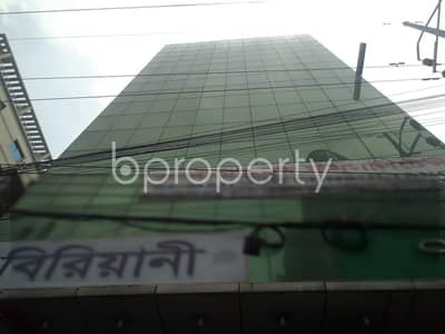 Floor for Sale in Badda, Dhaka - Office space is for sale which is located on Shahjadpur, nearby Shahjalal Islami Bank Ltd.