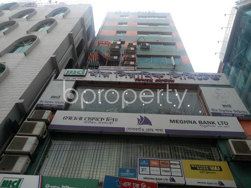 Commercial Space For Rent In Hatirpool Near Khan Hasan Adarsha Government Primary School