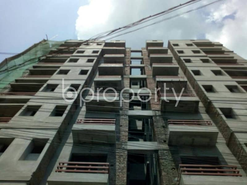 Apartment Which Is Up For Sale In Bagichagaon Near Bagichagaon Boro Jame Masjid