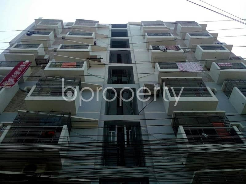 Apartment For Sale Is All Set For You To Settle In Double Mooring Close To Purbo Muhuri Para Jame Masjid