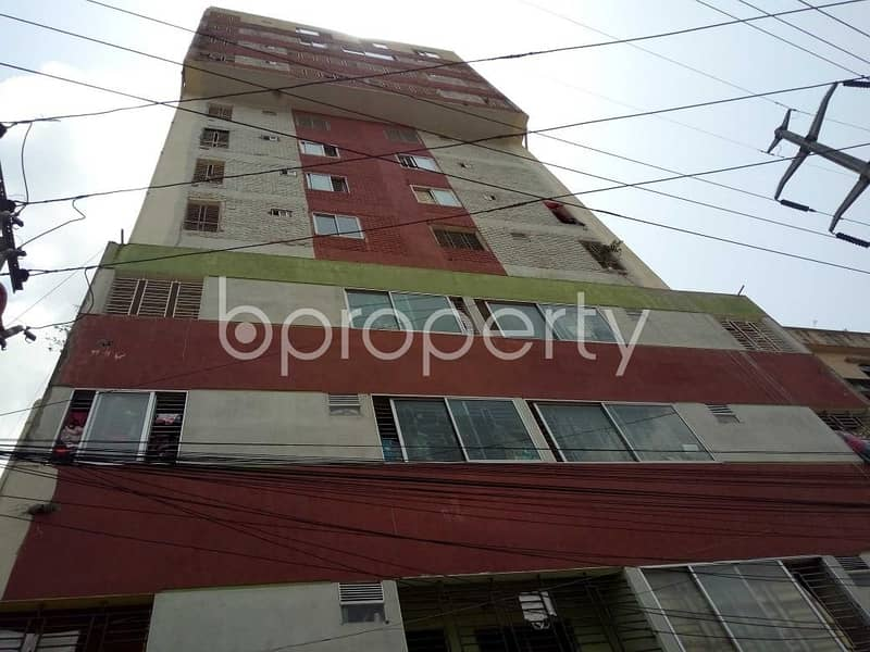 Apartment For Sale Is All Set For You In Chandgaon Ward Near Shabanghata Jame Moshzid