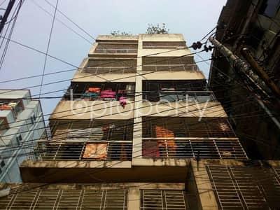 বিক্রয়ের জন্য BAYUT_ONLYএর অ্যাপার্টমেন্ট - বাড্ডা, ঢাকা - Move In And Inhabit This Properly Constructed Flat For Sale In Badda Near Bank Asia Limited