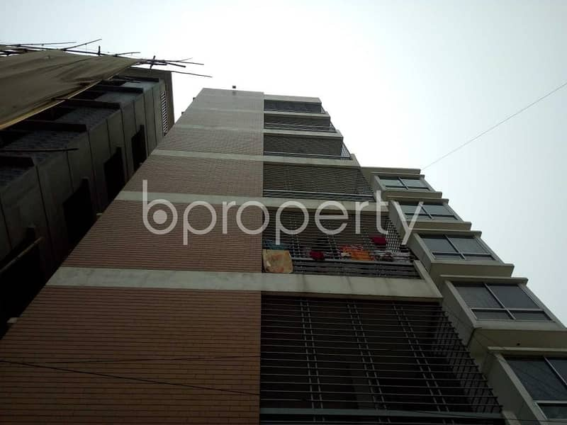 2000 Sq. Ft & 3 Bedroom Flat For Sale In Bashundhara R-a Close To Nsu