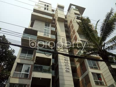 An apartment is up for sale in Gulshan 1, near America Bangladesh University