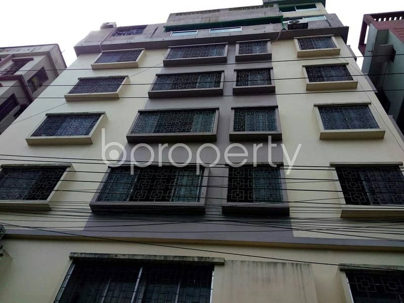 An apartment for sale at Bayazid, near DOHS Mosque