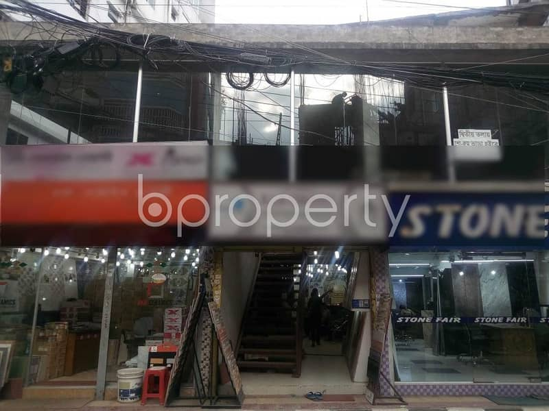 This shop is up for rent in Paribagh near to Eastern Bank Limited