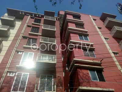 3 Bedroom Apartment for Sale in Uttar Khan, Dhaka - A 1586 Sq Ft 3- Bedrooms Nice Flat For Sale At Uttar Khan Nearby Baitur Redwan Jame Mosque