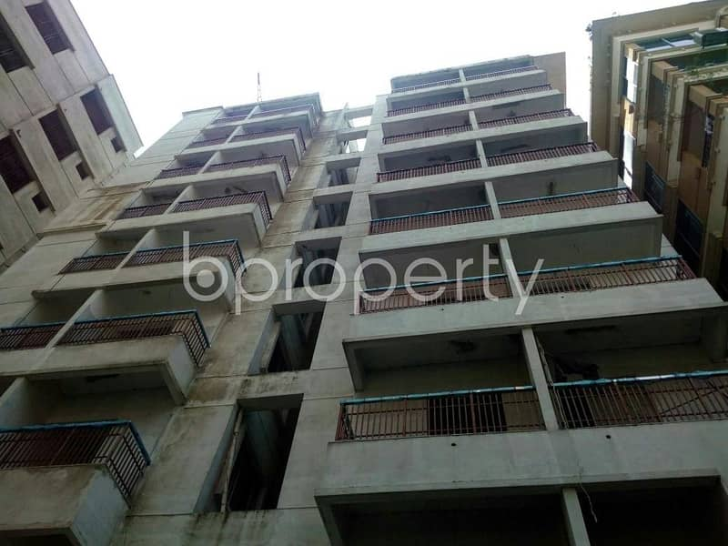 An Apartment Is Up For Sale In Khulshi Near To Radiant School And College