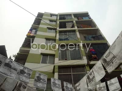This Ready Apartment At Maghbazar, Near Eastern Bank Limited Is Up For Sale.