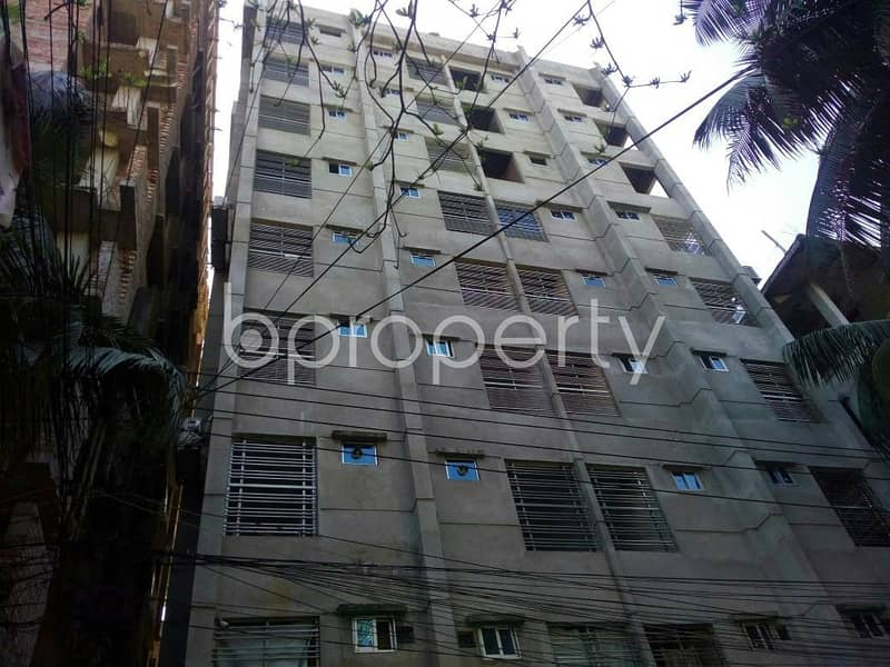An Apartment Is Up For Sale In Chandgaon Ward Near To Northern Public School & College