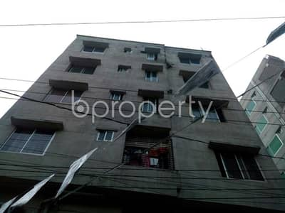 3 Bedroom Flat for Sale in Badda, Dhaka - An Apartment Is Waiting For Sale At Adarsha Nagar Nearby Sadhinata Sarani Ideal School.