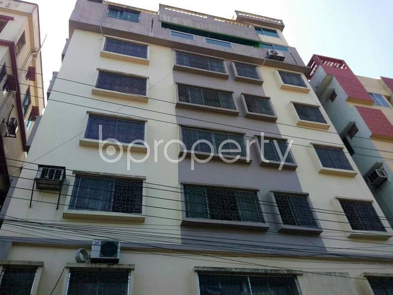 An Apartment Up For Sale In Bayazid, Near Sonali Bank Ltd