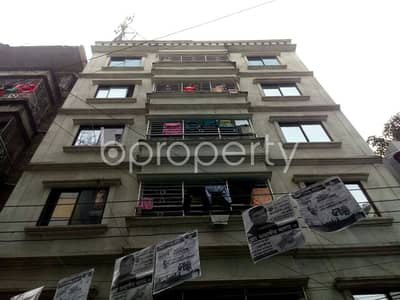 2 Bedroom Apartment for Sale in Badda, Dhaka - An Apartment Is Up For Sale In South Baridhara Residential Area, Near Siraj Mia Memorial School
