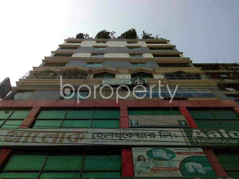 An office space is for rent which is located on Mirpur, nearby AB Bank Limited.